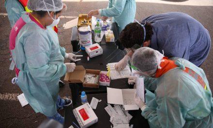 Prefeitura aplicará 2,6 mil testes no fim de semana