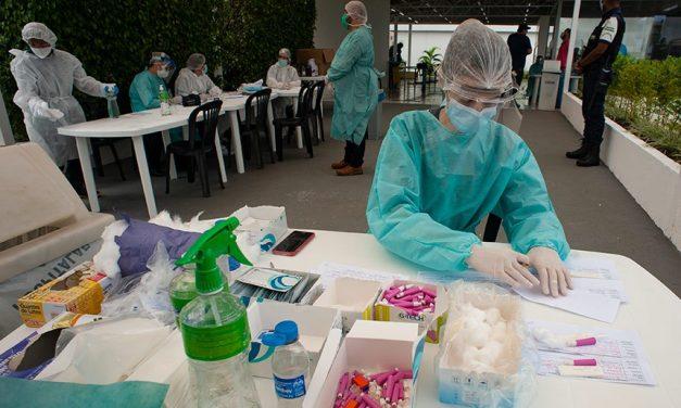 Senado analisa projeto que obriga planos de saúde a cobrir testes do coronavírus