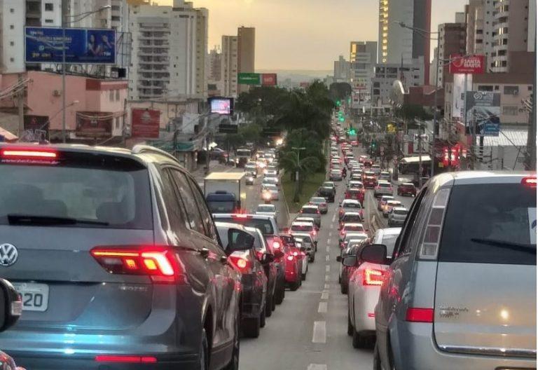 SMT divulga balanço do fluxo de veículos após a reabertura do comércio