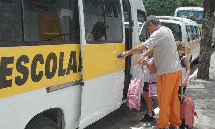 Liberada a 1ª parcela de linha de crédito para transporte escolar