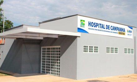 Prefeitura de Trindade anuncia abertura de hospital de campanha