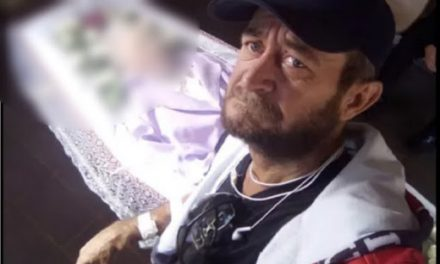 Denunciado caso suspeito de queimar homem por 'vaquinha'