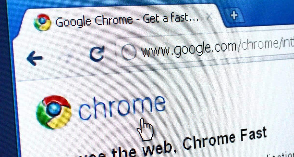 Google Chrome vai alertar se um formulário não for seguro