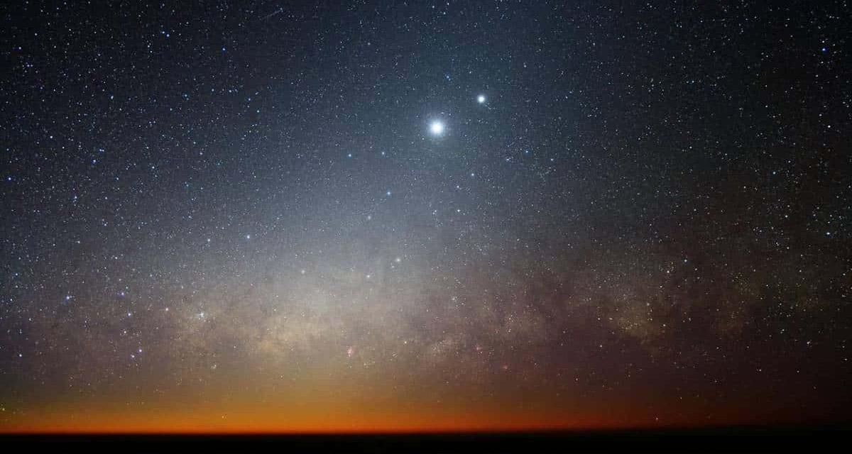 Calendário astronômico de setembro; veja quando ficar de olho no céu