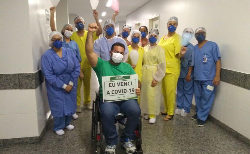 Hospitais de Campanha: atendimentos realizados chegam a 161 mil