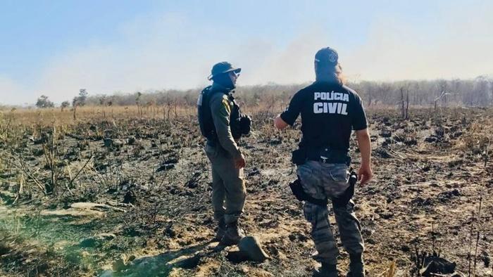Operação combate loteamentos irregulares na Chapada dos Veadeiros