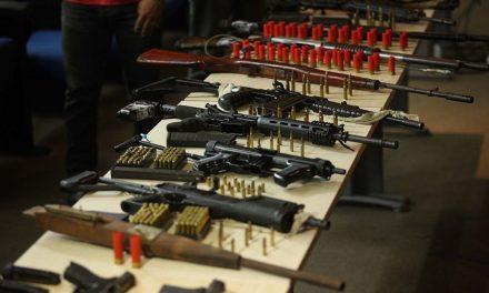 Senadores querem sustar portaria que aumenta limite para compra de munição