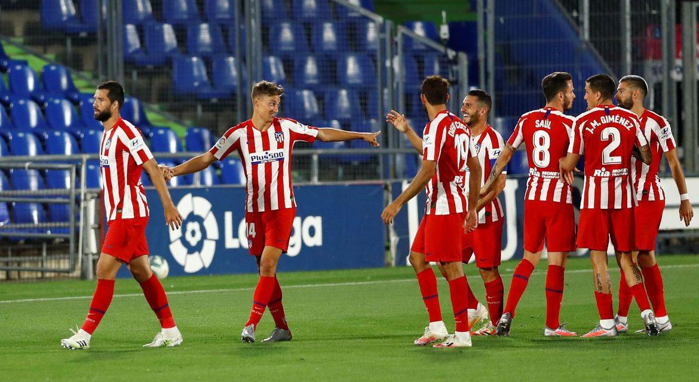 Covid-19: Atlético de Madrid revela quais atletas testaram positivo