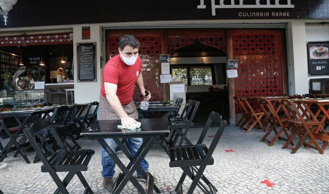 Sebrae orienta bares, restaurantes e lanchonetes para retomada das atividades