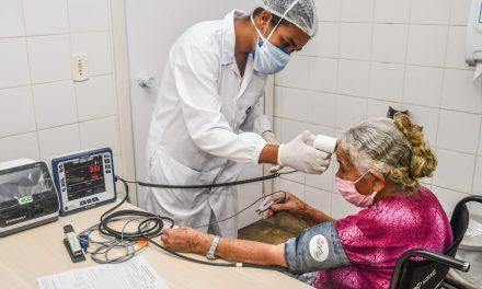 Covid-19: rede estadual de Saúde já realizou 160 mil atendimentos