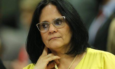 Assembleia rejeita título de cidadania goiana à ministra Damares