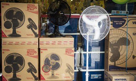 Procon Goiânia divulga pesquisa de aparelhos contra o calor