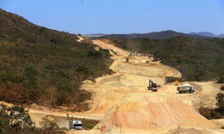 Retomada pavimentação da GO-230 com investimento total de R$ 81 milhões