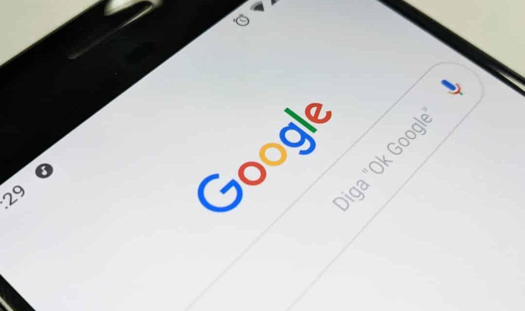 Agora é possível pedir comida direto pelo Google