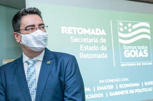 """César Moura assume Retomada e promete """"união para crescer"""""""