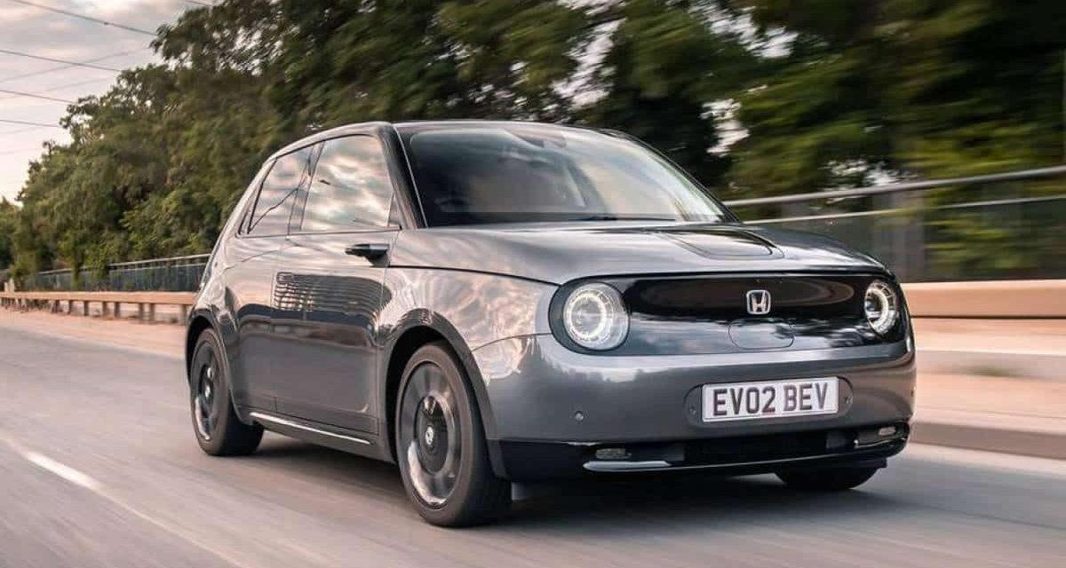 Honda-e: carro elétrico promete bom desempenho em centros urbanos