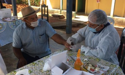 Governo realiza testagem da Covid-19 nas 27 casas de idosos de Goiás