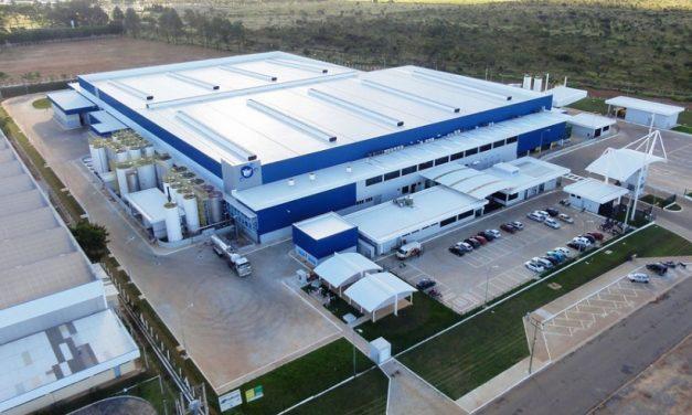 Indústria goiana cresce 5,4% em junho