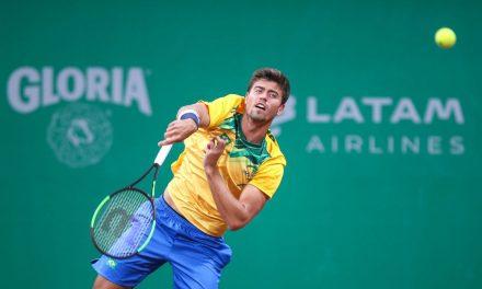 Tenistas brasileiros embarcam domingo para se juntar à Missão Europa