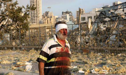 Líbano: Já são 73 os mortos em mega explosão