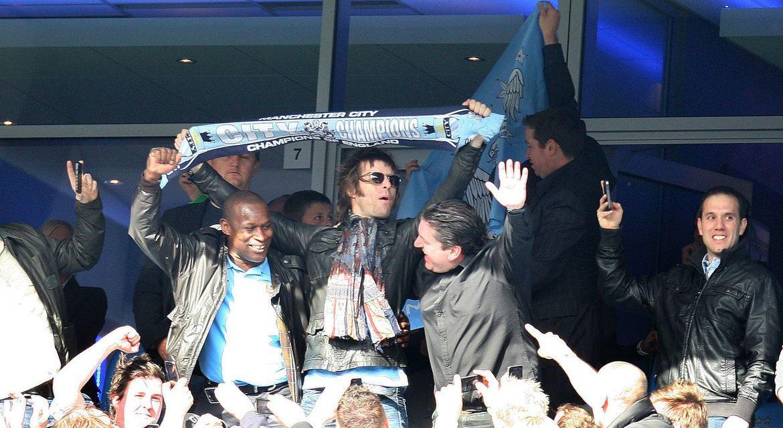 Liam Gallagher promete show na Argentina se Messi for para o City