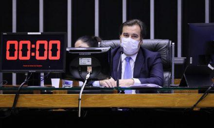 Maia defende manutenção de veto sobre reajuste de servidores