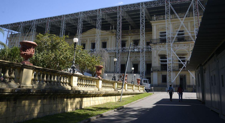 UFRJ recebe R$ 20 milhões da Alerj para reconstrução do Museu Nacional