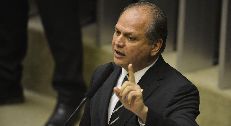 Ricardo Barros assume liderança do governo na Câmara