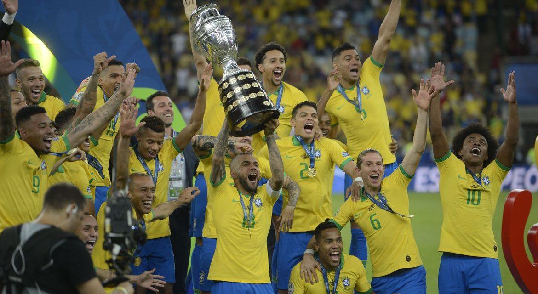 Conmebol divulga jogos da Copa América e libera trocas para mata-mata