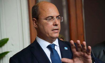 STJ determina afastamento do governador do Rio de Janeiro