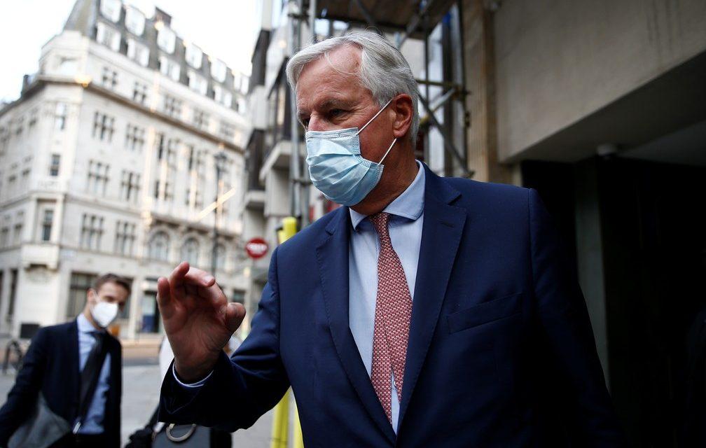 União Europeia pressiona Reino Unido sobre projeto que colocaria em risco acordo sobre o Brexit