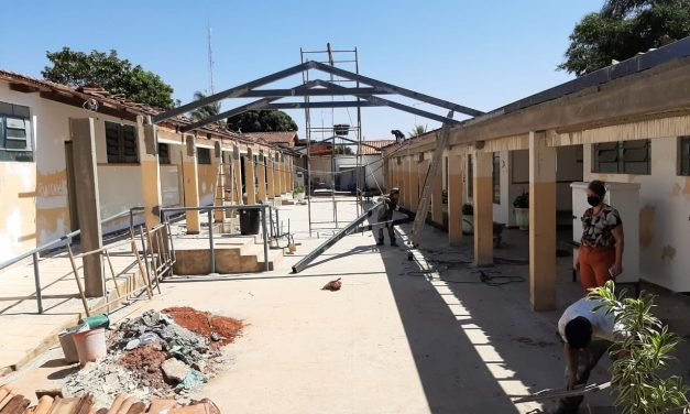 Liberação de R$ 61,3 milhões garante obras em 210 escolas