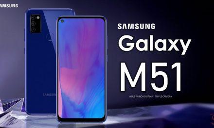 Samsung Galaxy M51 é homologado na Anatel com 'superbateria'