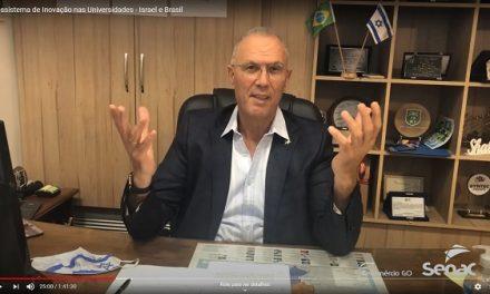 Ecossistema de Inovação no Brasil e Israel é tema de webinar do Senac