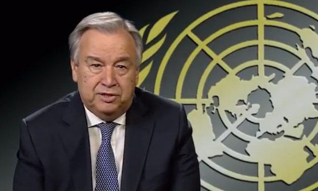 Guterres pede ao FMI alívio das dívidas de países em desenvolvimento