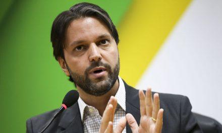 Gilmar Mendes suspende ação contra Alexandre Baldy