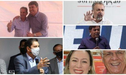 Confira a lista dos 15 candidatos à Prefeitura de Goiânia