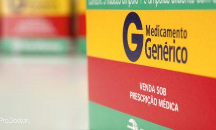 Medicamento genérico gera economia de 88%, diz Procon