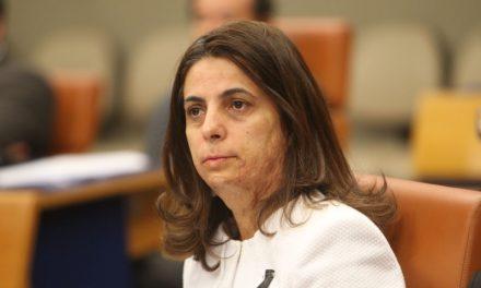 Advogada de Doutora Cristina garante que pode ir até ao STF por candidatura