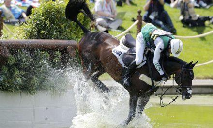 Jogos de Tóquio: cavaleiro Nilson Moreira obtém um índice para CCE