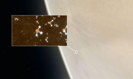 Molécula rara em Vênus pode sinalizar presença de vida extraterrestre