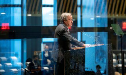 Reunião da ONU: Secretário-geral pede acordo contra desigualdades