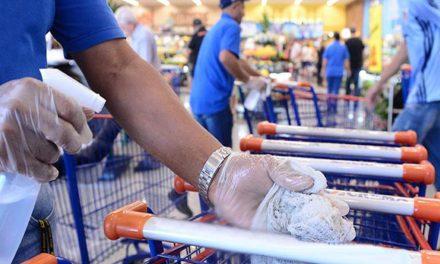 Câmara aprova lei de higienização de carrinhos e cestas de compras