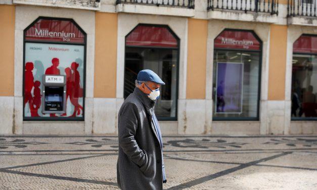 Portugal tem maior número diário de casos de covid-19 desde maio