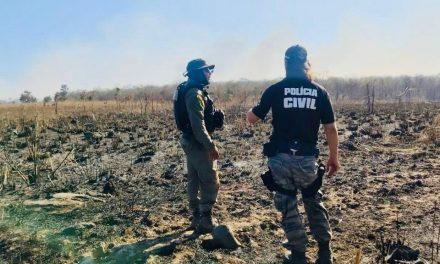 Operação Candombá: R$ 5 milhões em multas e equipamentos