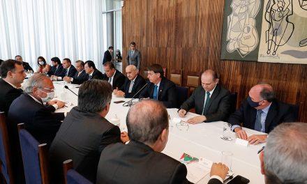 Governo e lideranças da base discutem reforma tributária e Renda Cidadã