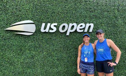US Open: Brasileiros avançam nas chaves de