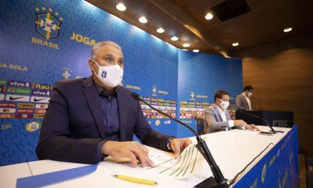 Tite destaca boa fase de Neymar e versatilidade de convocados