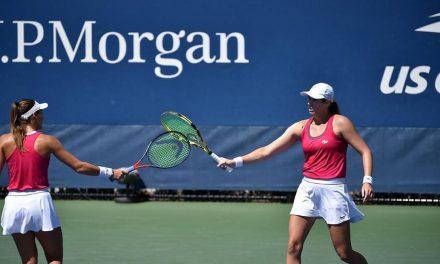 Após campanha histórica, Luísa Stefani deixa US Open nas quartas