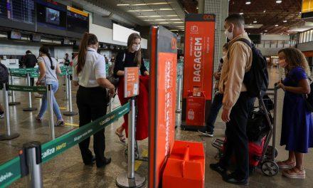 Aeroportos esperam aumento do movimento no feriado de Finados